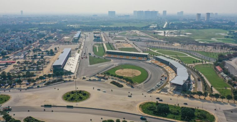 Het noodlottige verhaal van de Grand Prix van Vietnam