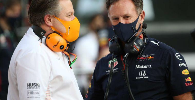 McLaren compared to Star Wars: ''We became a bit like Darth Vader''