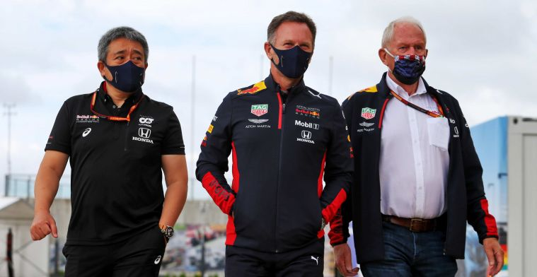 'Audi's interest causes problems between Red Bull and Honda'