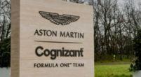 Afbeelding: Aston Martin gaat Caterham opvolgen met een vernieuwde groene livery