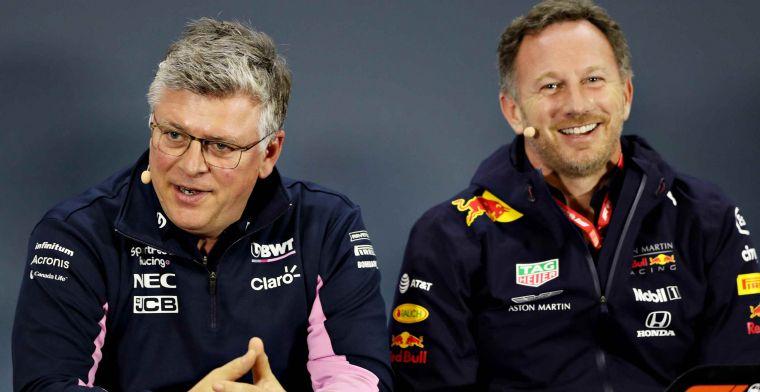 Steun uit onverwachte hoek voor Red Bull? Aston Martin spreekt zich uit