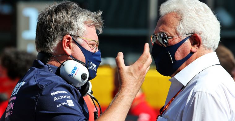 'Lawrence Stroll is de slimste man in Formule 1 op het moment'
