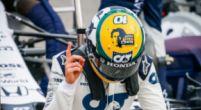 Afbeelding: Kans om troste eigenaar te worden van door Gasly gedragen Senna-helm