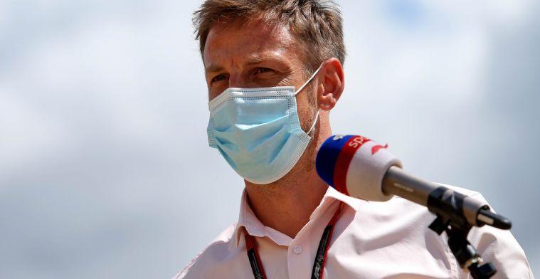 Button realistisch over toekomst: 'Over tien jaar geen verbrandingsmotor in F1'