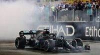 """Image: Mercedes: """"We're happy to keep the most successful F1 driver of the current era"""""""
