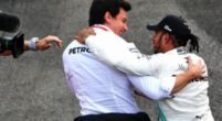 Image: Is this the reason for the negotiations between Hamilton and Mercedes?