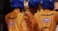 Afbeelding: McLaren deelt voorproefje van nieuw kleurenschema met opvallend veel blauw