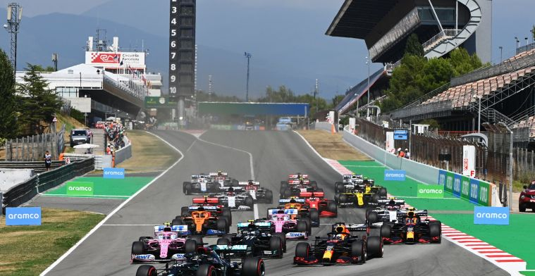 Spanish Grand Prix possibly runs with audience again