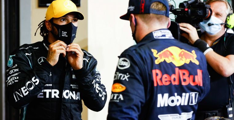 Verstappen could still go to Mercedes in 2022: 'Red Bull realises that