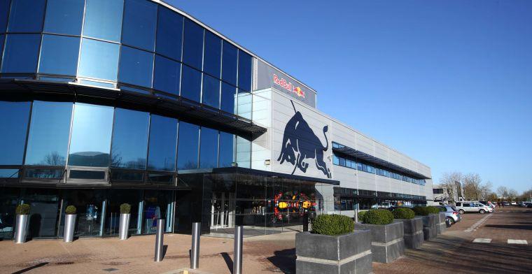 Red Bull begint gelijk met bouw van motorfabriek: 'Nu is alles van start gegaan'