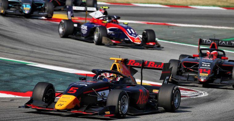 De wintertest van de Formule 3 is voorlopig uitgesteld