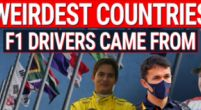 Image: The WEIRDEST countries to produce Formula 1 drivers!