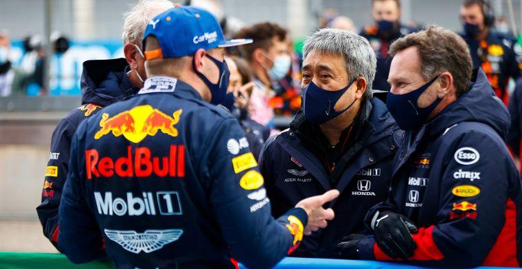 Red Bull neemt motorproject van Honda over: Dit zijn de gevolgen voor Verstappen