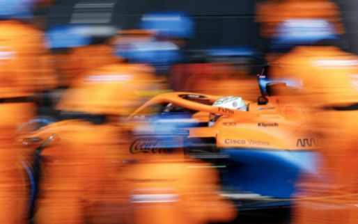 McLaren has found a remarkable way to cut costs