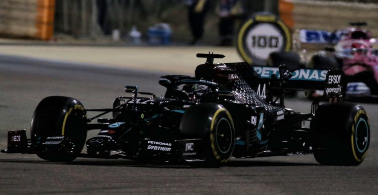 F1 Social Stint | Mercedes jokes about livery: Exactly the same as last year