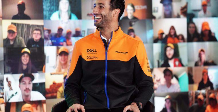 'McLaren wil beide filmdagen nu al inzetten om Mercedes-motor te testen'