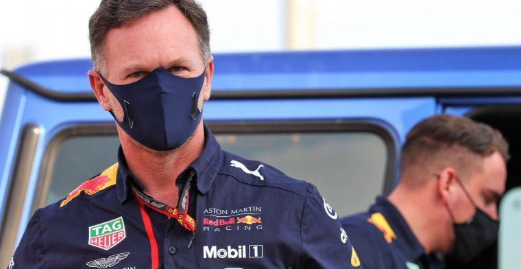 Red Bull mikt op eigen motoren vanaf 2025: 'Die moeten we ook aan kunnen'