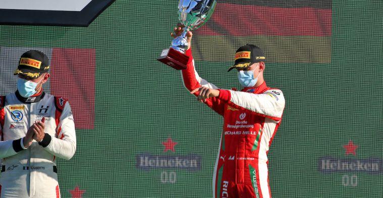 Schumacher niet eens met 'kritiek': 'Is een bedrieglijke indruk'