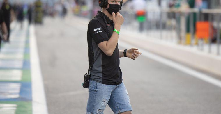 Schumacher baalt flink: 'Zoiets hoor je niet graag'