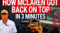 Image: VIDEO | How McLaren returned to form in under three minutes!