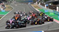 Afbeelding: Sprintraces vanaf 2021 in de Formule 1: 'Als de beste maar blijven winnen'