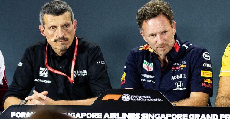 Horner en Steiner niet op een lijn: Dan krijgen de topteams nog meer punten