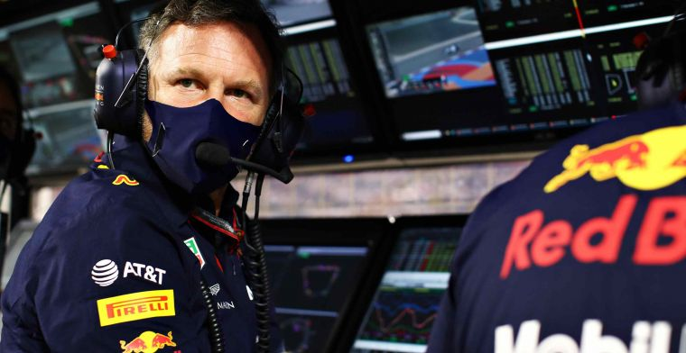 Horner cautious: I expect that Toto has used that
