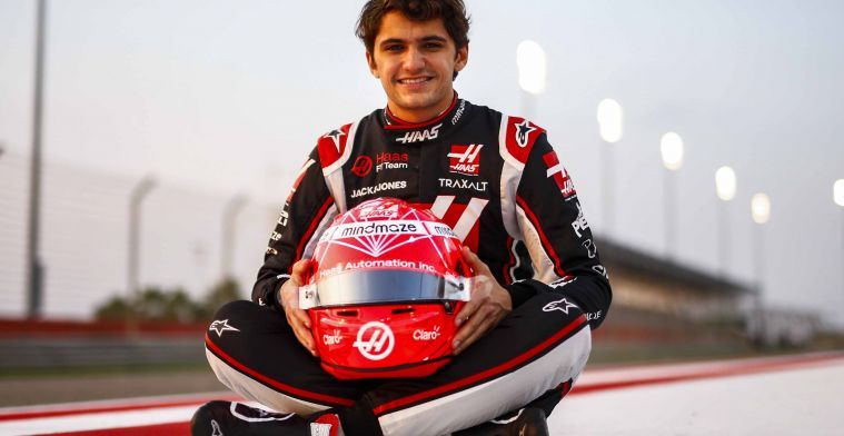 Haas confirms Fittipaldi as test driver in 2021