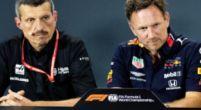 """Afbeelding: Horner en Steiner niet op een lijn: """"Dan krijgen de topteams nog meer punten"""""""