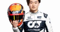 Afbeelding: Tsunoda vindt livery mooier dan in 2020: 'Kijk er naar uit om te mogen rijden'
