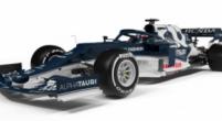 Image: BREAKING: AlphaTauri unveils AT02 for 2021 F1 season!