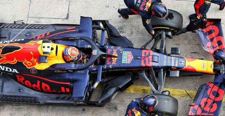 'Dit is een heel belangrijk moment voor Red Bull in de Formule 1'