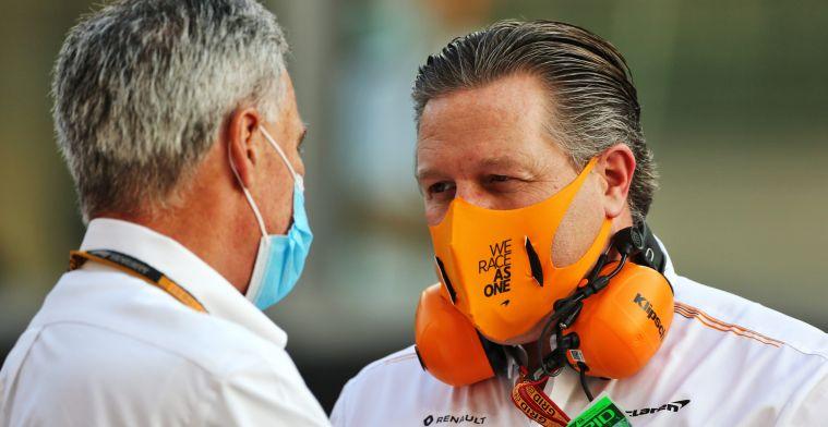 No Indycar adventure for McLaren after all? Brown responds