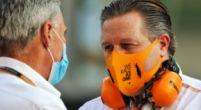 Afbeelding: Toch geen Indycar-avontuur voor McLaren? Brown reageert