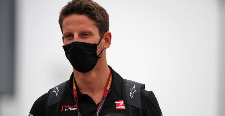 Grosjean confirms test drive for Mercedes, has already been approached by Wolff