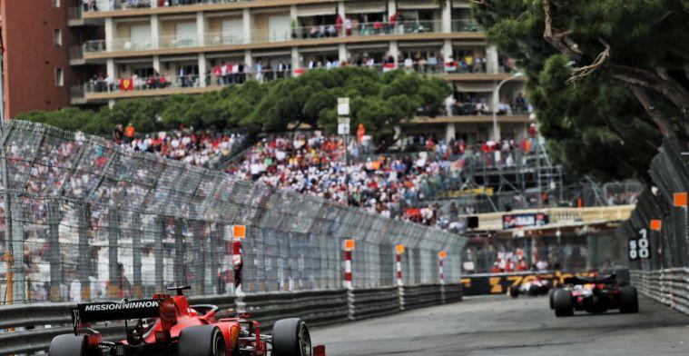 Monaco seeks to cement 2021 Grand Prix, starts work to prepare track