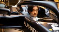 Afbeelding: AlphaTauri onder de indruk van Tsunoda: 'Die mindset neem je niet zomaar weg'