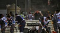 """Afbeelding: Race-engineer Grosjean: """"Het bleef 30 seconden stil, het was een vreselijk gevoel"""""""