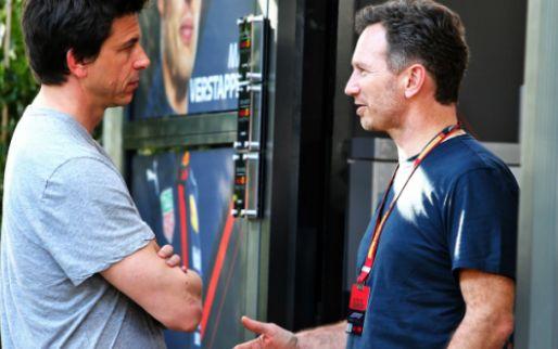 Wolff wijst Red Bull aan als favoriet: 'Snelste wagen aan het eind van 2020'