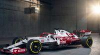 Afbeelding: Alfa Romeo legt de moeilijkheden in ontwikkelingen uit bij onthulling 2021-bolide