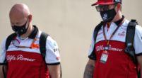 Image: Raikkonen on debut in Formula 1: 'Luckily it worked out okay'
