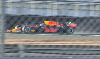 UPDATE | Perez tests in old RB15, possibly another testlivery of Red Bull
