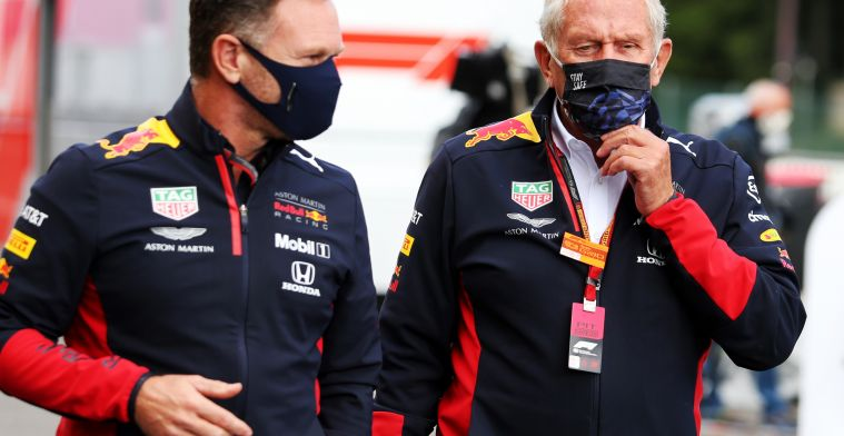 Horner: 'Gasly and Albon will remain Red Bull regulars'