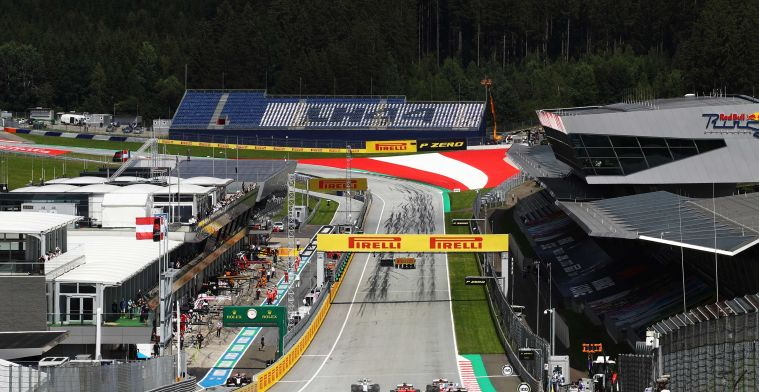 Former officer takes charge at Red Bull Ring
