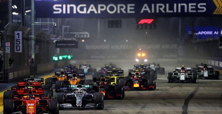 Op deze circuits ligt er ruimte voor verbetering bij Red Bull