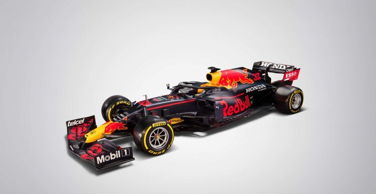 Has the RB16B changed more than it appears at first glance?