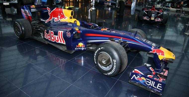 Red Bull Racing presenteert de nieuwe RB16B: Bekijk de livery door de jaren heen