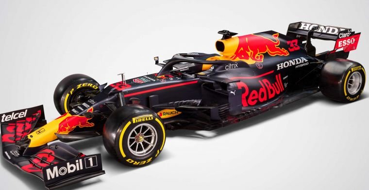 RB16B compared to the RB16: There are a few minor changes to note