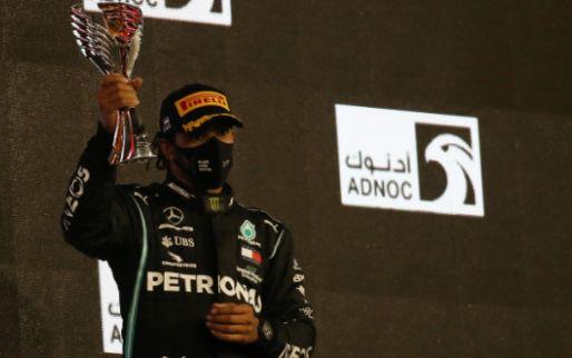 Hamilton voor negende keer genomineerd voor Laureus World Sport Award