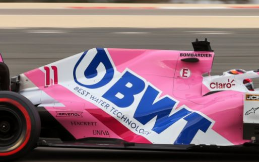 Aston Martin retains BWT as sponsor: pink colour stays on the car